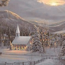 Láminas de Navidad